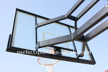 Adjustable Outdoor and Indoor Basketball System