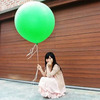24G 36 inch Giant Round Latex Balloons /flat balloon