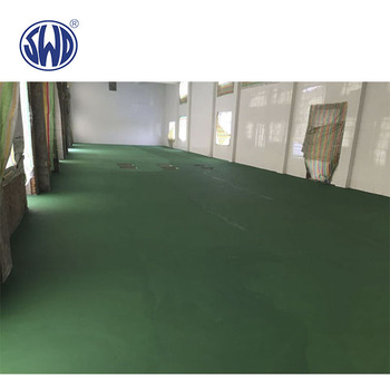 Polyurea industrial floor anticorrosion wear resistance coating