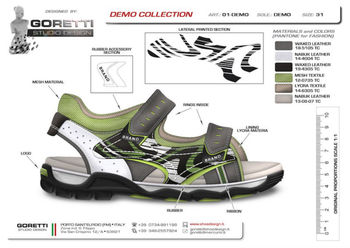 2f29264d9de Kids Shoe Designer Exclusive Drawing And Prototypes For Your Shoes