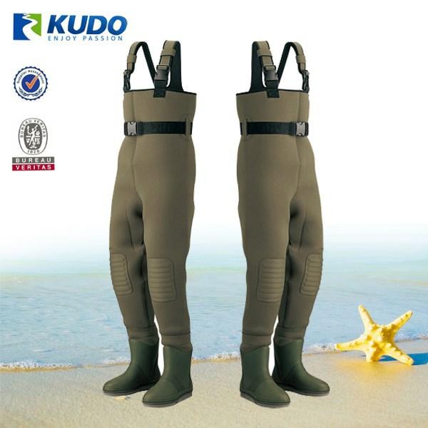 Respirant bottes de pêche respirant cuissardes hautes pour professionnel  pêcheur étanche échassiers respirant