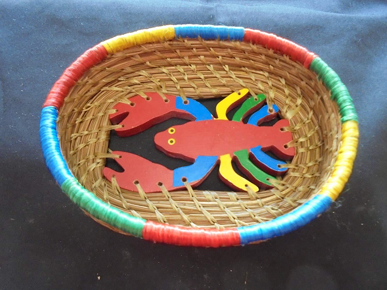 Pine Needle Lobster BASKET