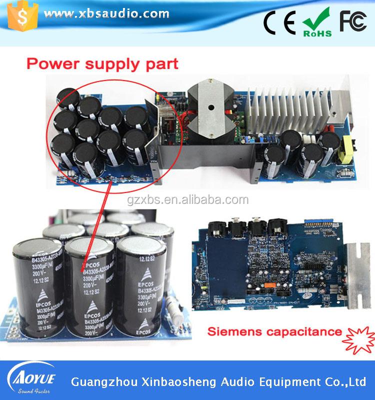 Dj Amplifier Price Line Array Speakers Power Amplifier Fp10000q ...