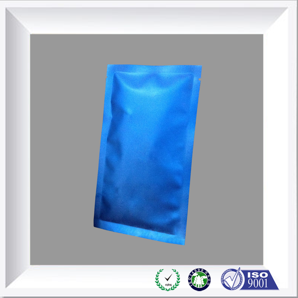 2016 wholesale customized disposable water proof heat seal aluminium foil composite pouch for facial mask packaging