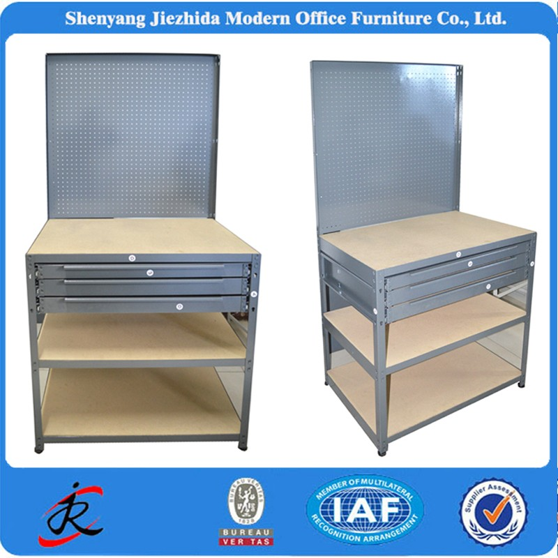 Factory Price High Quality Dental Tool Box 72 Tool Cabinet Workbench
