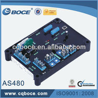 Automatic Voltage Regulator For Diesel Generator 100kw AVR AS480
