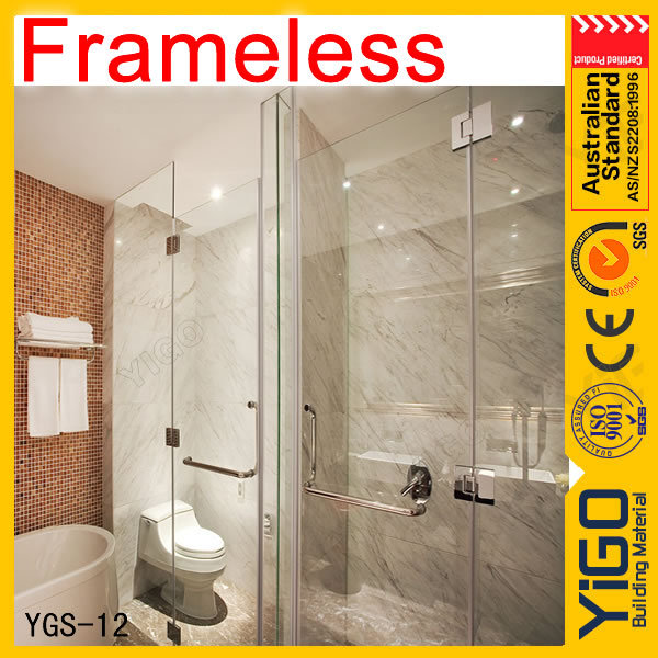Frameless Shower Cubicles, Frameless Shower Cubicles Suppliers and ...
