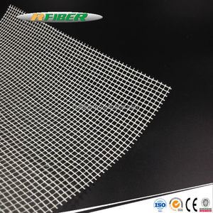 C-glass Alkali Resistance Fiber Mash Back For Stone Mosaic