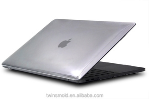 PC clear with 2H hard coating protect case for new macbook pro 13 2016