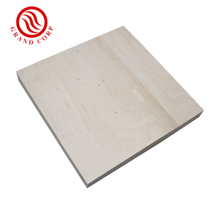 Flat Cut Mould Shuttering Plywood For Tooling Board