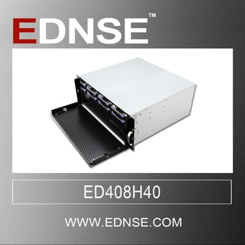 MADE IN CHINA ED408H40 mini case 4U Server Case/4U PC case/4U rackmount server case