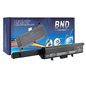 BND 7800mAh Laptop Battery [with Samsung Cells] for Dell XPS M1530 / Dell XPS 1530 , fits P/N TK330 RU006 GP975 XT828 XT832 RN897 RU028 RU030 RU033 - 24 Months Warranty [9-Cell Li-ion]