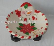 christmas candy bowl christmas candy bowl suppliers and manufacturers at alibabacom - Christmas Candy Dishes