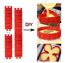 Hot bakeware flower silicone cupcake baking molds with fast delivery
