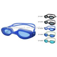 swimming goggles over glasses  Goggles Over Glasses,Mirrored Swim Goggles,Swimming Goggles For ...