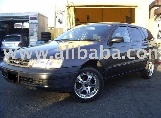 TOYOTA CALDINA Station Wagon RHD Used Japanese Car