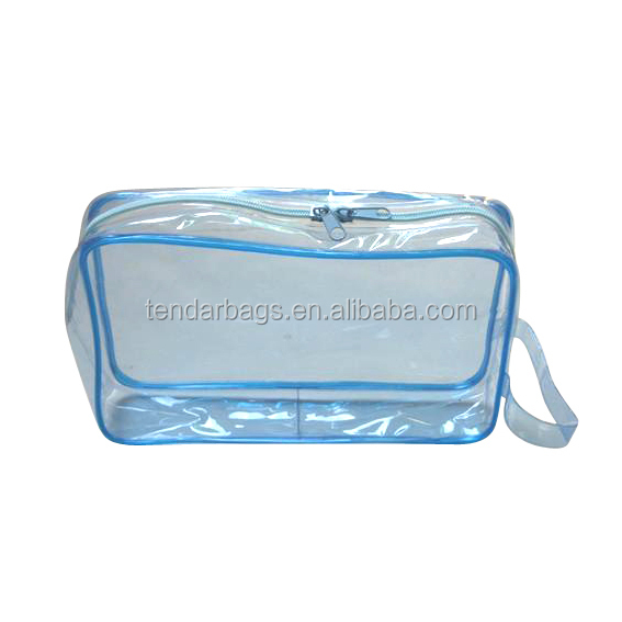 For Gift Packing Clear Vinyl Bag Wholesale