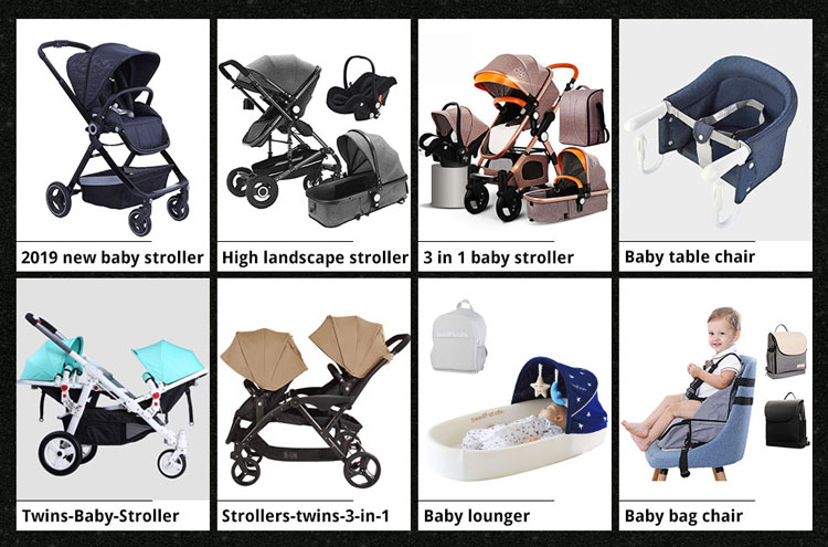 The Best Quality Baby Stroller With En71 Certificate/baby Carrier/kids Stroller