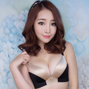 sexy ladies air bra photo Push Up Seamless Bra breathable latest fashion stylish sexy bra