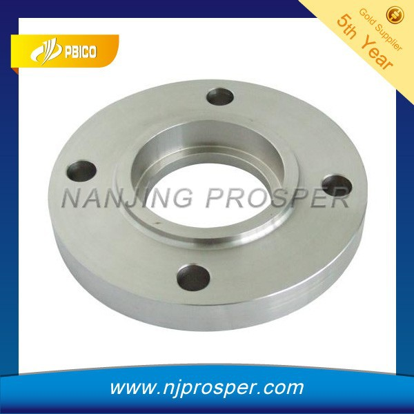 Highly Acclaimed Manufacturer CS/SS Lap Joint Flanges(YZF-F604)