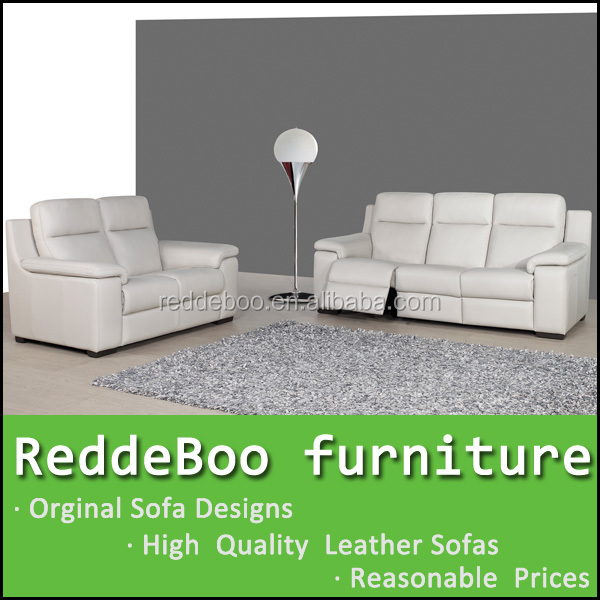 <strong>Modern</strong> and Comfortable leather couch sofa at reasonable prices