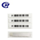 RUNGUARD AM 58KHz Security Anti Theft Paper Soft Tag AM DR Anti Theft EAS Label
