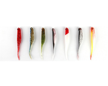 Wholesale free fishing tackle samples of soft lures fishing buy.