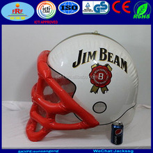 Opblazen Jim Beam Voetbal <span class=keywords><strong>Helm</strong></span>, grote Promotie Jim Beam <span class=keywords><strong>Helm</strong></span> <span class=keywords><strong>opblaasbare</strong></span>