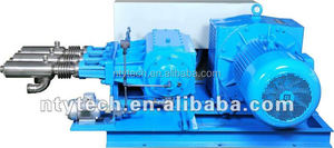 Intermediate Pressure LO2/LN2/LAr/LNG Cryogenic Liquid Pump with Large Flowing