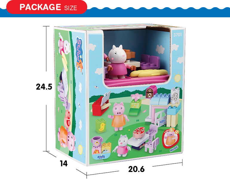 hot sale preschool educational DIY large toy plastic building blocks for kids