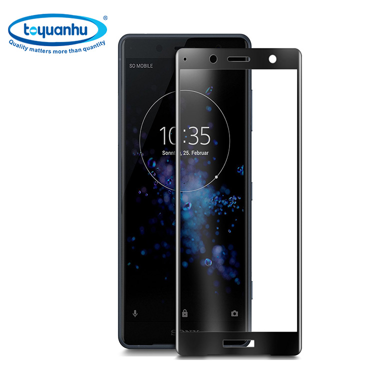 Premium Tempered Glass Screen Protector for Sony Xperia XZ2 Compact
