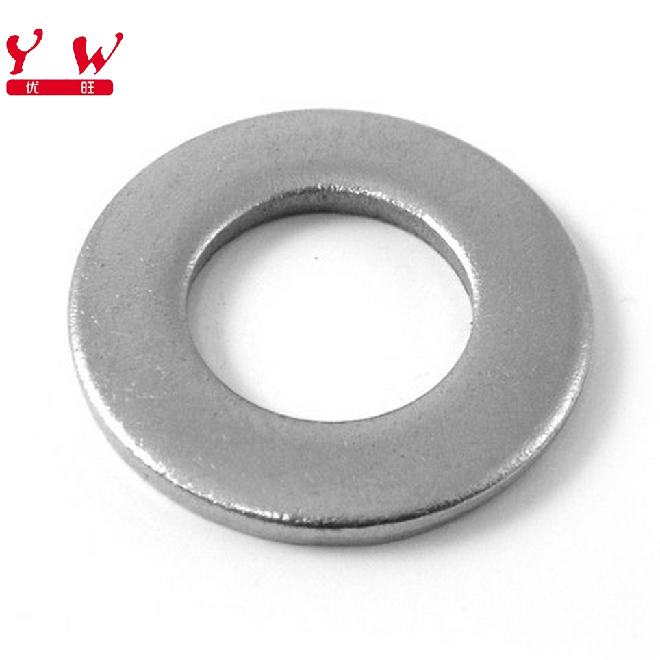 ISO DIN9021 stainless steel washer