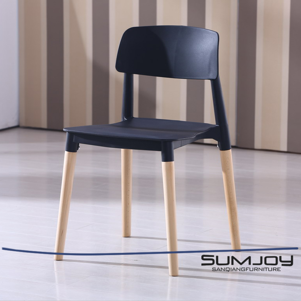 SUMJOY Solid Beech Wood Dining Chairs Y Chair
