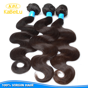 Full cuticle big wave brazilian hair weaving 100% virgin pre braided hair weft for micro braids