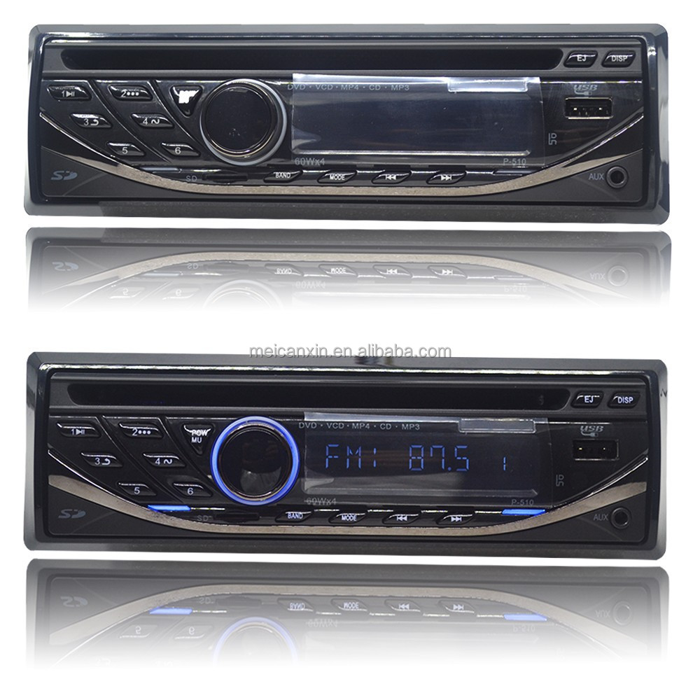 1 Din Single din Car CD player/Car radio/Car audio