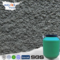 Asian top quality exterior imitation texture stone designs wall paint