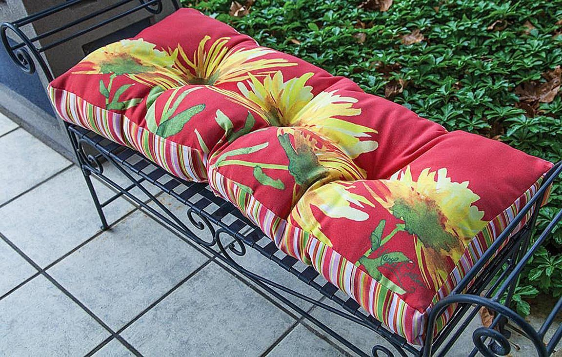 Cheap Garden Bench Cushions Sale Find Garden Bench Cushions Sale