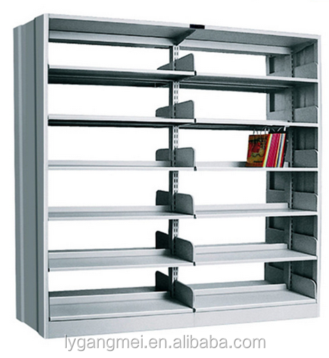 Fabulous Double Sided Library Shelves Wholesale, Library Shelf Suppliers  MV83
