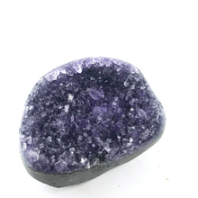 Lucidatura naturale <span class=keywords><strong>uruguay</strong></span> geode di cristallo cluster di pietra minerale