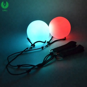 Gym Promotional Light Color Change LED Glow Poi