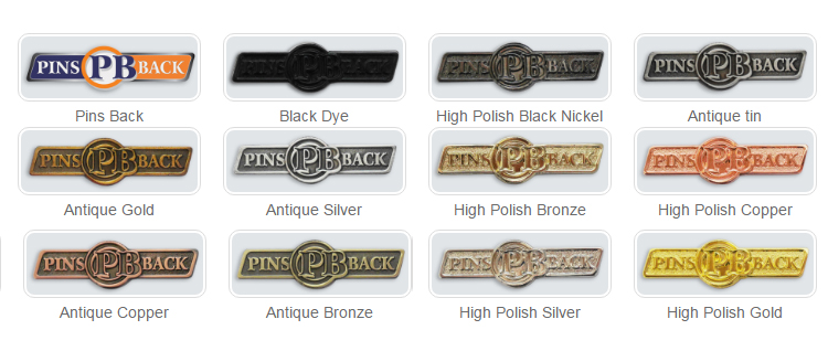 PinsBack นุ่มเคลือบฟันขา glitter, 2''lapel pins, ทอง, รูปร่างที่กำหนดเอง