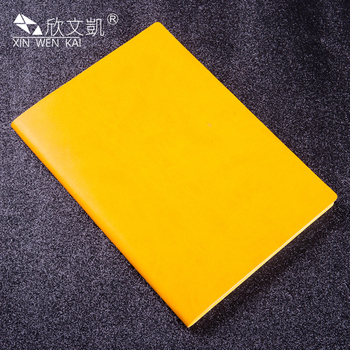 Wholesale Cheap Price A5 Size Fashionable Hardback Notebook