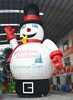 Christmas advertising inflatable snowman decoration cartoon for sale