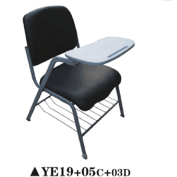 School Furniture Chair With Desk Arm