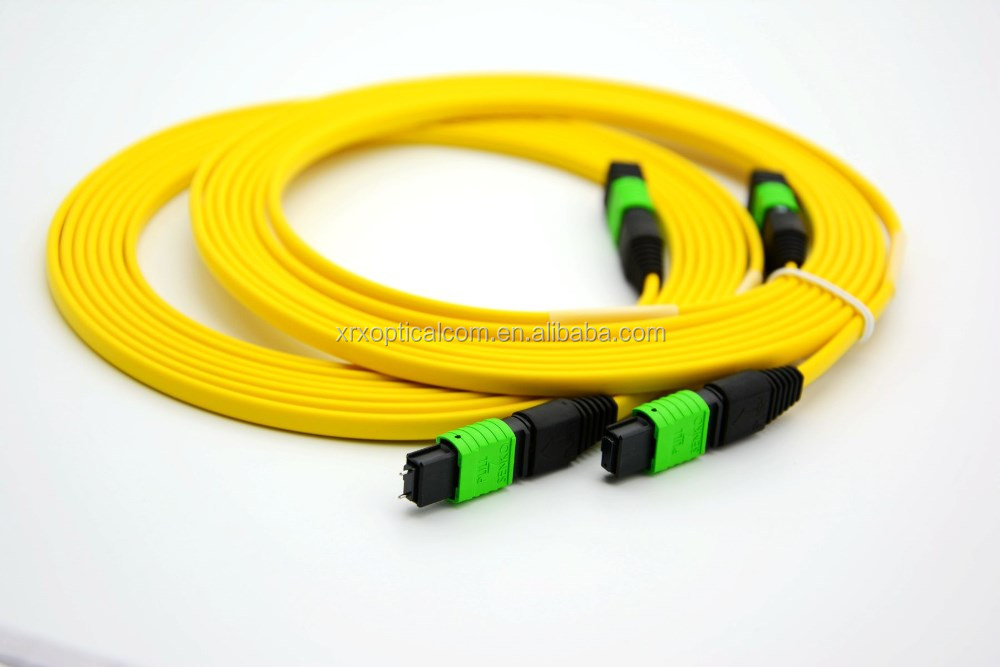 Optic Fiber SC LC FC ST PC Connector Patch Cord Jumper Wire