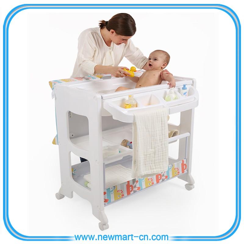Alta quallity beb cambiador beb plegable cambiador beb cambiador con ba o buy beb - Cambiador bebe para cuna ...