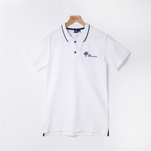 Hot sale School uniform design polo shirt school uniform