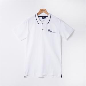 Hot sale School uniform design polo shirt school uniform