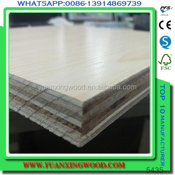 high gradea low price red oak plywood