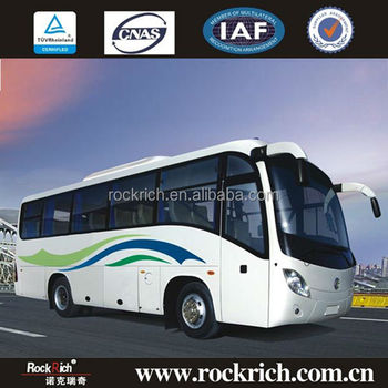35 Seat Dongfeng Diesel New China Supplier Luxury Passenger Bus ...